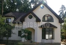 Топ-10 одноэтажных домов www.abrisburo.ru / www.abrisburo.ru Архитектурно-строительное проектирование красивых домов и уютных коттеджей, особняков и поместий, вилл и резиденций.
