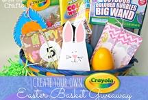 Bunny Baskets!  / by Kady Steele