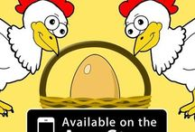 Chooks Away / My game for iOS, developed by me https://itunes.apple.com/gb/app/chooks-away/id829836935?mt=8