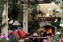 outdoor fireplaceideas