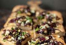 Recipes - Pizza & Sandwiches