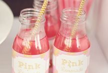 party ~ all the pinks