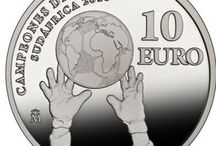 Monedas Euro conmemorativas 2010