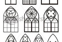 vitralium gotic