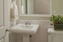 Amerikaanse badkamer