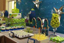Buzz lightyear party / by Nikki Currier