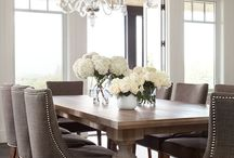 Dining Room Ideas / by Tania Gomez