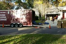 Palm Harbor Movers / Moves we made in Palm Harbor, Florida