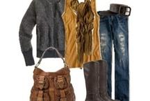 Autumn/Winter fashion inspiration to match your BRC accessories. / Winter fashion