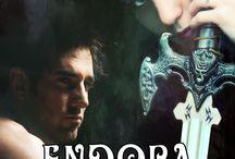 """Endora - Fantasy saga - Fernanda Romani / Questa bacheca è dedicata alla mia saga Endora,  il Medioevo che non è mai esistito. Un regno dove le donne governano e combattono, gli uomini si prostituiscono e l'amore è un sentimento troppo rischioso. Troverete Naydeia, la  guerriera che nasconde l'amore dentro di sè; Killiar,  bellissimo ex """"libero amante"""" diventato marito; Daigo, il guerriero Aldair  deciso a dividere Naydeia e Killiar. E poi Yadosh, l'unico uomo di potere di tutto il regno, colui che sta cercando una pericolosa verità."""