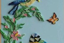 #quilling time