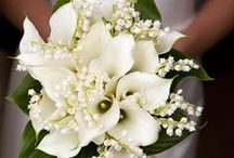 Bouquet per sposa calle