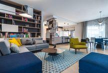 Jolita home / Scandinavian colorful INTERIOR