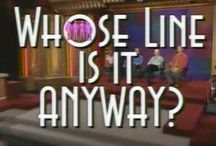 """Tribute to """"Whose Line Is It Anyway"""""""