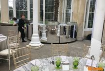 Mirrored Bar Hire / Stunning Mirrored Bars, adding a touch of class to any event.