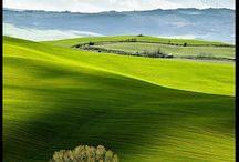 Verde, verde acqua (Green)