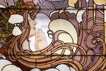 Stained Glass / by Douglas Thew