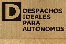 Despachos ideales para autónomos / Ser tu propio jefe tiene muchas cosas buenas: por ejemplo, elegir el color de la moqueta o trabajar en zapatillas. / by IKEA España