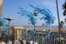 table  decor beach / by Cheryl Phillips