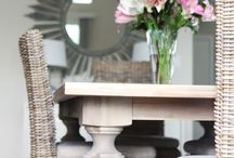 Dining rooms / by Aylie Gray