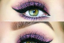 really pretty makeup i could never do