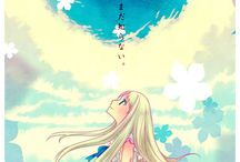 Anohana / by Dieuwertje Morreel
