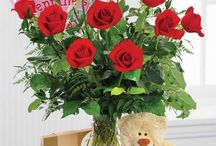 Valentine's Day Gifts / The Valentine's Day Gifts and Flowers Inspiration from Central Square Florist