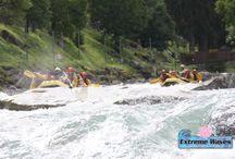 Extreme Waves Rafting 31 Agosto 2014