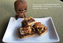 Star Wars FOOD / A gathering of Star Wars themed recipes for fans and those of great food!