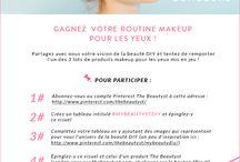 My Beautyst DIY / Soirée Pinterest x The Beautyst au Sept Cinq