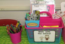 second grade ela / by Becky Saunders