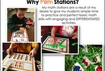Math Workshop / by Mrs. McFadden's Classroom Community