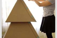 Carboard innovations / Cardboard crafts for learning