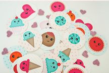 Cookie Inspiration / by Suzanne Sparks (Munchkin Munchies)