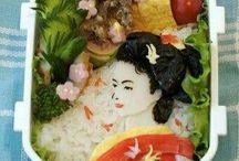 Food art 3 / by Betty Buckley