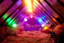 Tetőtér - színesen