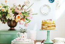 Mother's Day / Mother's Day crafts, DIY projects, party ideas, table settings, and gifts