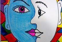 Cubism Art ideas