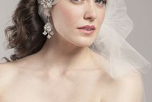 We Love Bridal Accessories! / These are some of the trends for 2015, make a statement with your wedding day accessories.