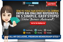 How To Turn ANY #Interest OR #Hobby Into An #OnlineBusiness In 5...