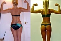 Before and After Weightloss  / Weight loss Before and After photos. / by Fitness- Blonde