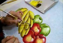 video de pintura