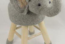 kinderkruk olifant haken