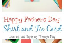 All about the dads / Father's Day crafts and activities, gift ideas for dads, gifts ideas for mean and all things dad.