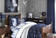 Finlay's Bedroom
