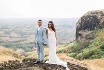 Our Fijian Bride / Take a look at our stunning photoshoot in Fiji...