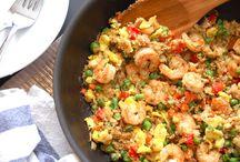 Seafood recipies