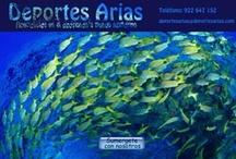 Nuestra página web / http://www.deportesarias.com/