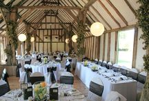 Winters Barns, Canterbury, Kent / A Kent venue that is specifically created for weddings around traditional Kent barns. A great location that is perfectly suited for a beautiful wedding with friendly staff and attention to every detail.
