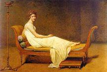 Jacques Louis David Paintings